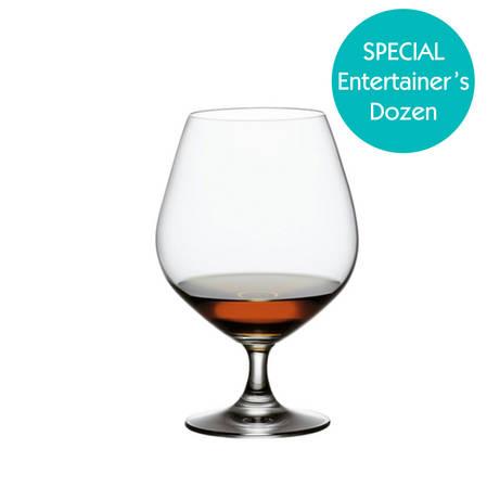 Entertainers Vino Grande Cognac/Brandy Glass Set
