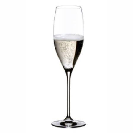 Vinum Cuvee Prestige Champagne Glass Gift Boxed Pair