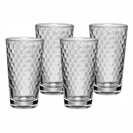 Coffee Time Latte Macchiato Glasses set of 4