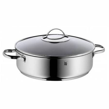 WMF Oven Pan 28cm with Glass Lid