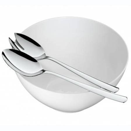 WMF Salad Bowl & Servers