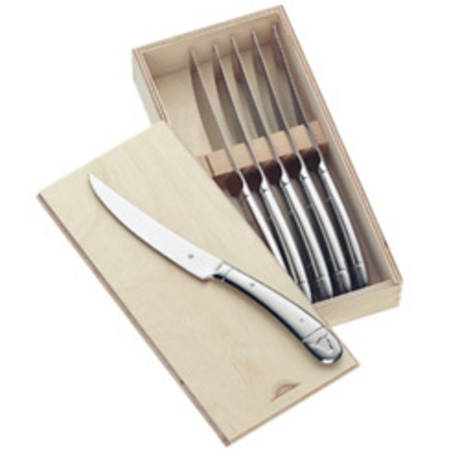 Bulls Steak Knife Set of 6