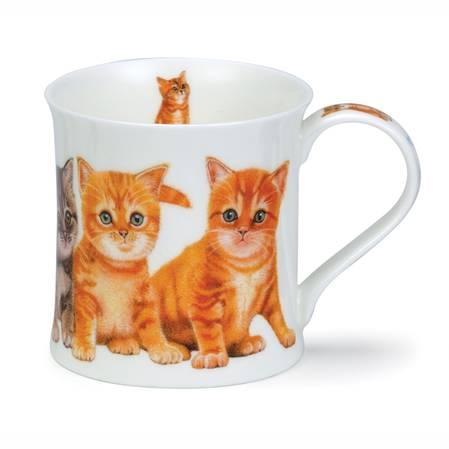 Dunoon Kittens Ginger Mug