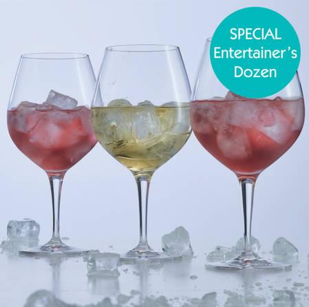 Entertainers Wine on Ice Set