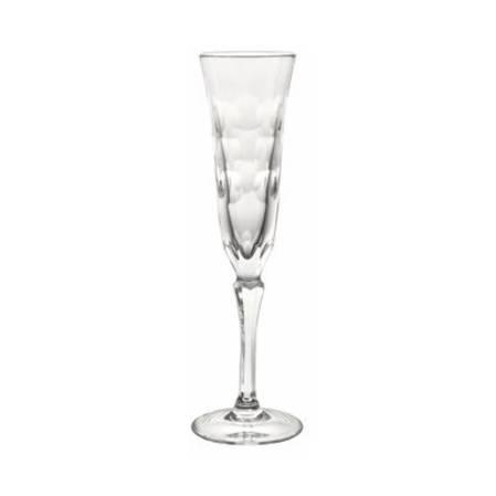 Kawali Clear Champagne Flute