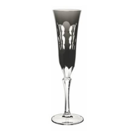 Kawali Grey Champagne Flute