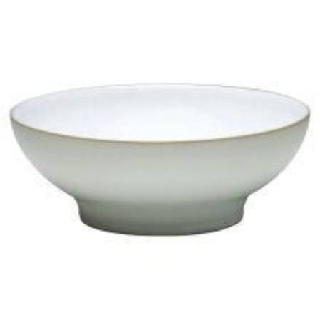 Linen Serving Bowl