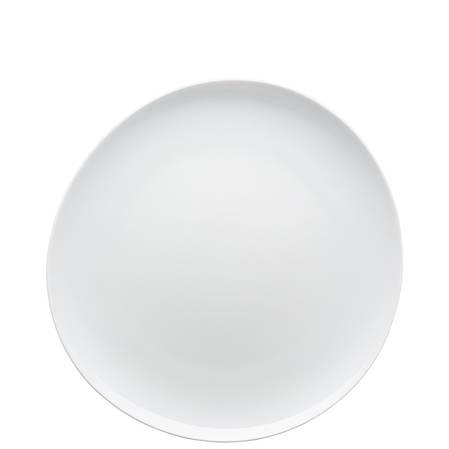 Junto White 27cm Plate