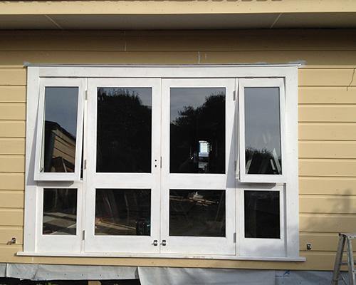 Timber Joinery - Door Design