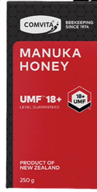 Comvita UMF +18 Manuka Honey 250gm