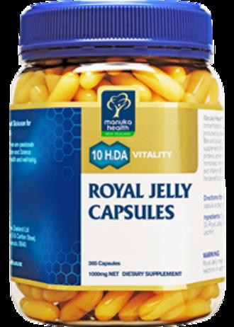 Manuka Health New Zealand Royal Jelly (365 capsules)