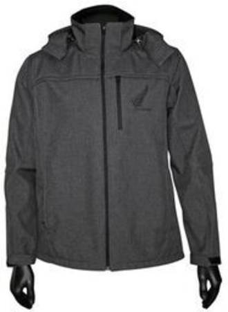 Unisex Soft Shell rain Jacket