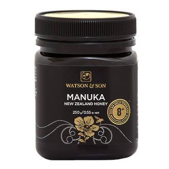 Watsons & Son's Manuka Honey 8+ MGS 250gms