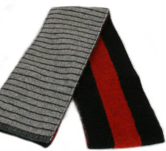9893 Accent Stripe Scarf