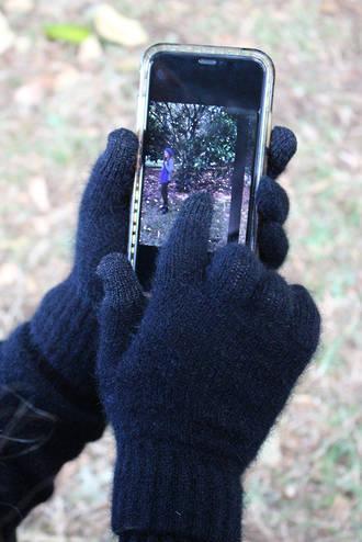 Merino Possum  Conductive Gloves