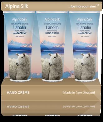 ASO107 Moisturising Hand Creme 30ml - 3 Pack