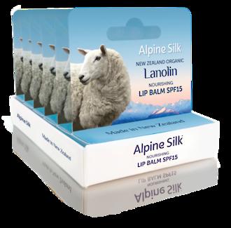 ASO109 Nourishing Lip Balm SPF15 4.5g - 6 Pack