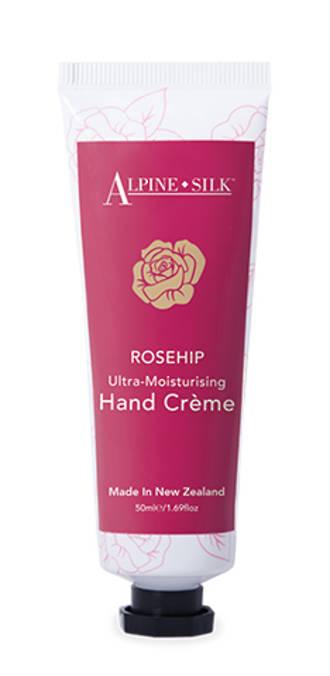 Alpine Silk Rosehip Ultra-Moisturising Hand Creme