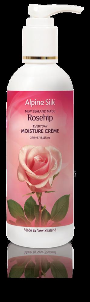 Alpine Silk Rosehip - Everyday Moisture Creme