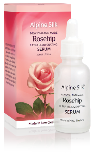 Alpine Silk Rosehip - Ultra Rejuvenating Serum