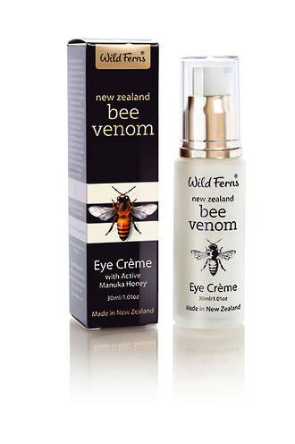Bee Venom Eye Creme with active Manuka Honey