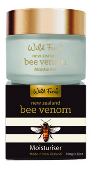 Bee Venom Moisturiser with active Manuka Honey