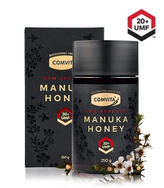 Comvita UMF +20 Manuka Honey 250gm