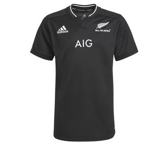2021 All Blacks Youth Replica Home Jersey