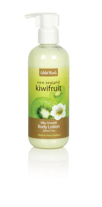 Silky Smooth Body Lotion 230ml Bottle
