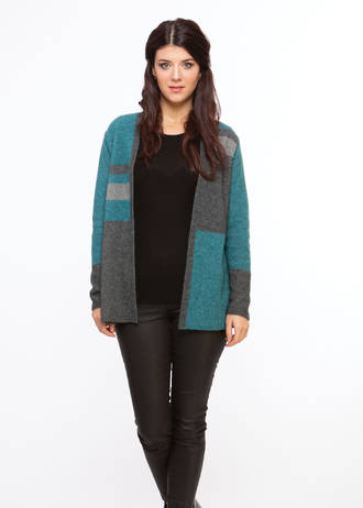 ZKO521 Colour Block Jacket