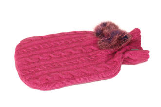 KO99 Koru Hot Water Bottle Cover