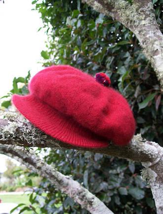 Merino Possum Childs Gatsby Hat