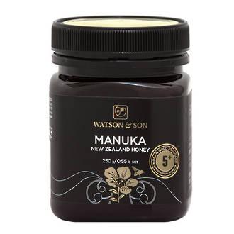 Watsons & Son's Manuka Honey 5+ MGS