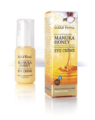 Wild Ferns Manuka Honey Intensive Refining Eye Crème
