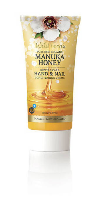 Wild Ferns Manuka Honey Special Care Hand and Nail Conditioning Crème