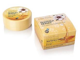 Wild Ferns Manuka Honey Here, There and Everywhere Balm