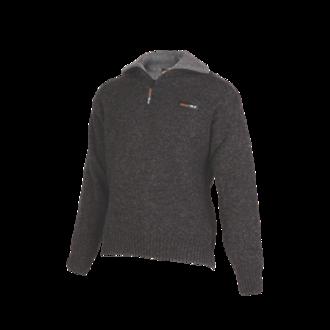 Possum Wool Tasman Zip Jersey
