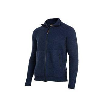 Rural Full Zip Jacket- Wool and Possum
