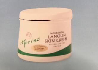 Merino Lanolin Skin Creme  - Hypoallergenic 500gm