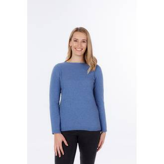 NB682 Round Neck Plain Sweater