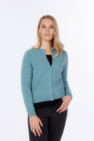 NB737 Womens Cropped Cardigan