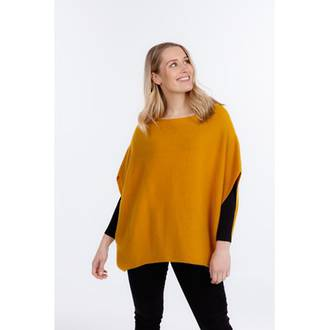NB833 Cocoon Poncho