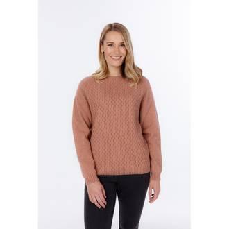NS748 Arran Knit Sweater