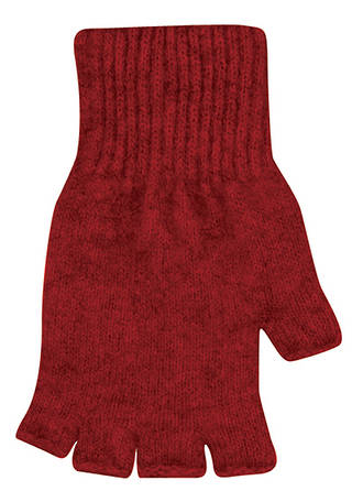 NX103 Plain Fingerless Glove