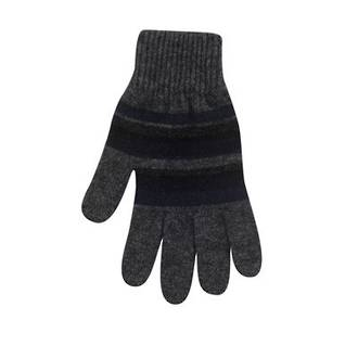Merino Possum Unisex Stripe Glove