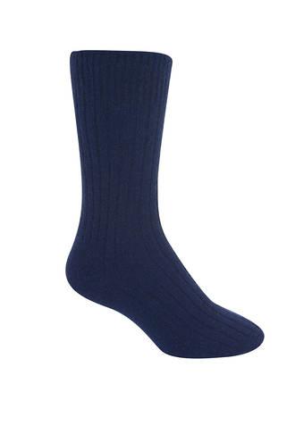 NX218 Unisex Rib Plain Sock