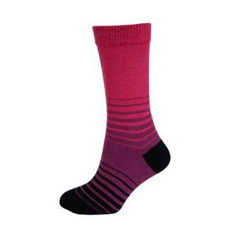 Merino Possum Ombre Stripe Sock