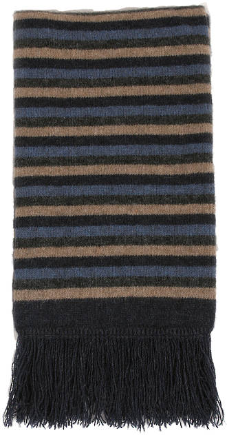 9951 Multi Striped Scarf