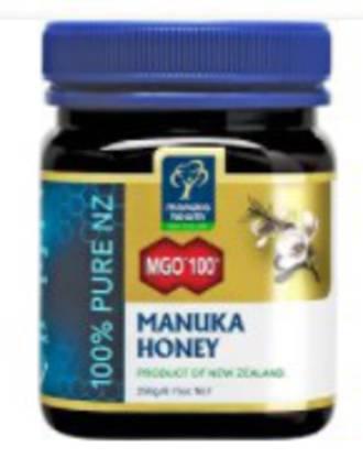 Manuka Health New Zealand Manuka Honey MGO 100+ 250gm