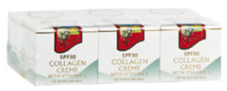 Merino Collagen Creme with Vitamin E 100gm - 6pk